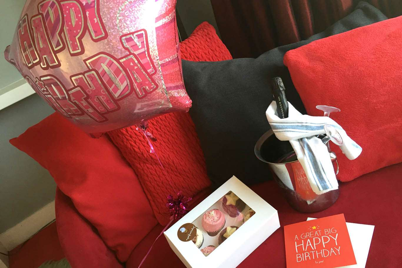 Birthday Package at Hotel Pelirocco Brighton